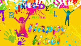 Happy Holi to All Our Fans from Team Rainingdeal
