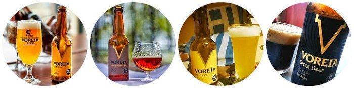 Birra greca Voreia