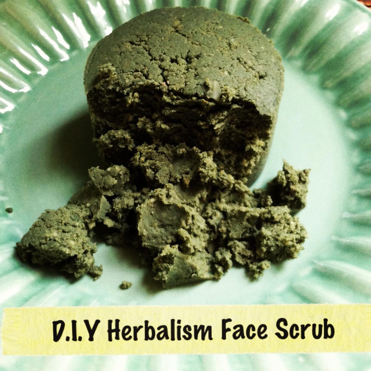 Fresh picked beauty diy herbalism face scrub diy herbalism face scrub solutioingenieria Gallery