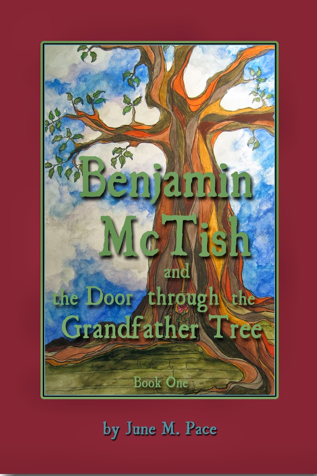 BOOK ONE, The Door Through The Grandfather Tree