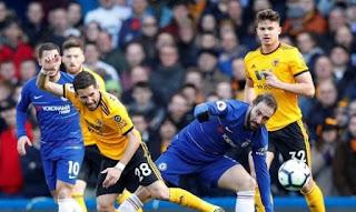 Chelsea vs Wolverhampton Wanderers 1-1 Highlights