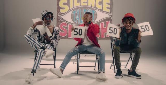 Brian Simba - Silence Ft Vanessa Mdee & Micahel Love