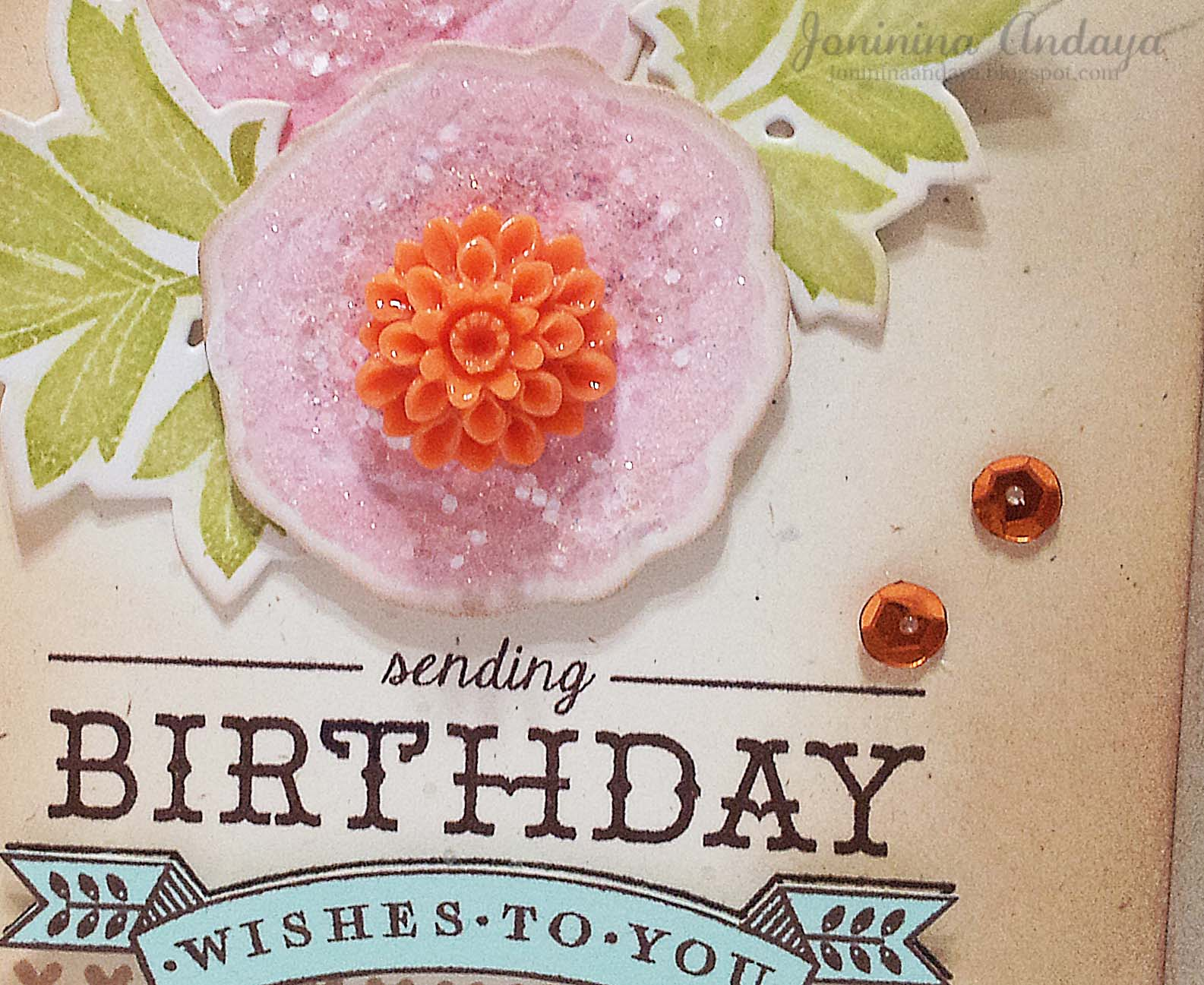 Papell With Love: Sending Birthday Wishes