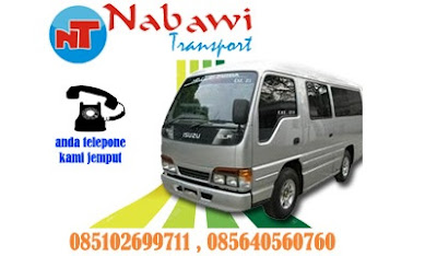 jadwal nabawi transport