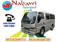 Jadwal Travel Nabawai Transport