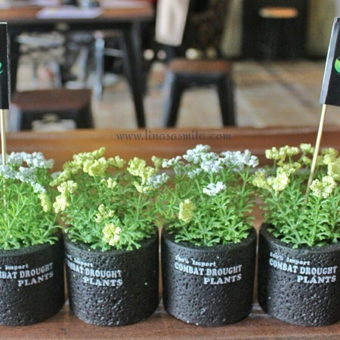 Tea Box Café Batam, Cafe ala Resto dengan Menu Sangat Beragam