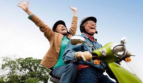 rahasia tetap sehat lanjut usia