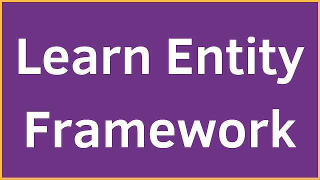 Entity Framework Course