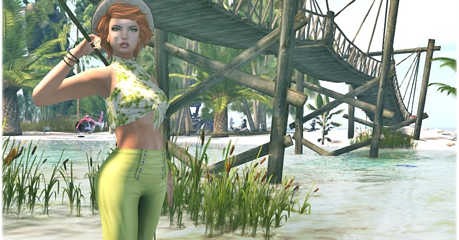 French Addik Xious Secondlife Fashion Blog 157