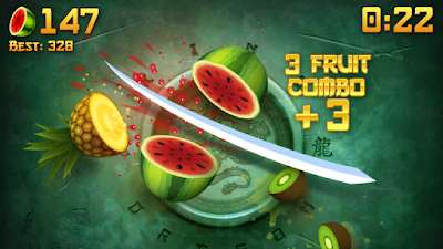 Download Fruit Ninja MOD