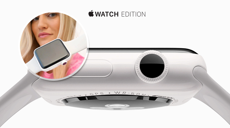 ceramic iwatch by apple - series 2