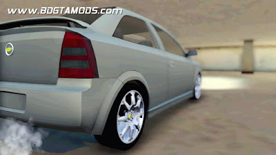 GTA SA - Chevrolet astra hatch 2 portas 2010 3