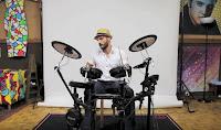 Drums - Ben Heine