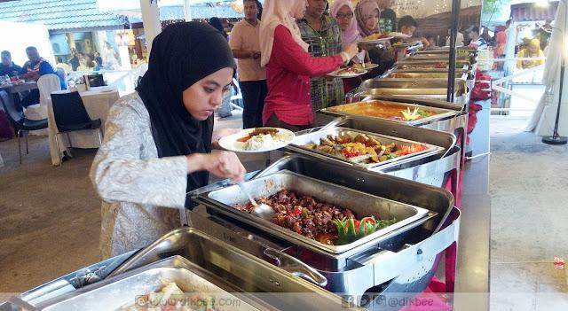 Buffet Ramadhan 2016 : Felda D'Saji Asmara Penchala