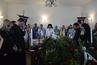 Inmormantarea Credinciosului Alexandru Man, Parohia Fundatura, Cluj