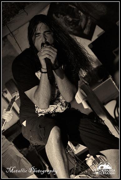 Randy Schaller @Voice Of Ruin, Metal Corporation Fest 2015 - METAL, MCP Apache, Fontaine-L'Évêque, Belgique 29/08/2015