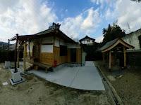 法薬寺新塔堂