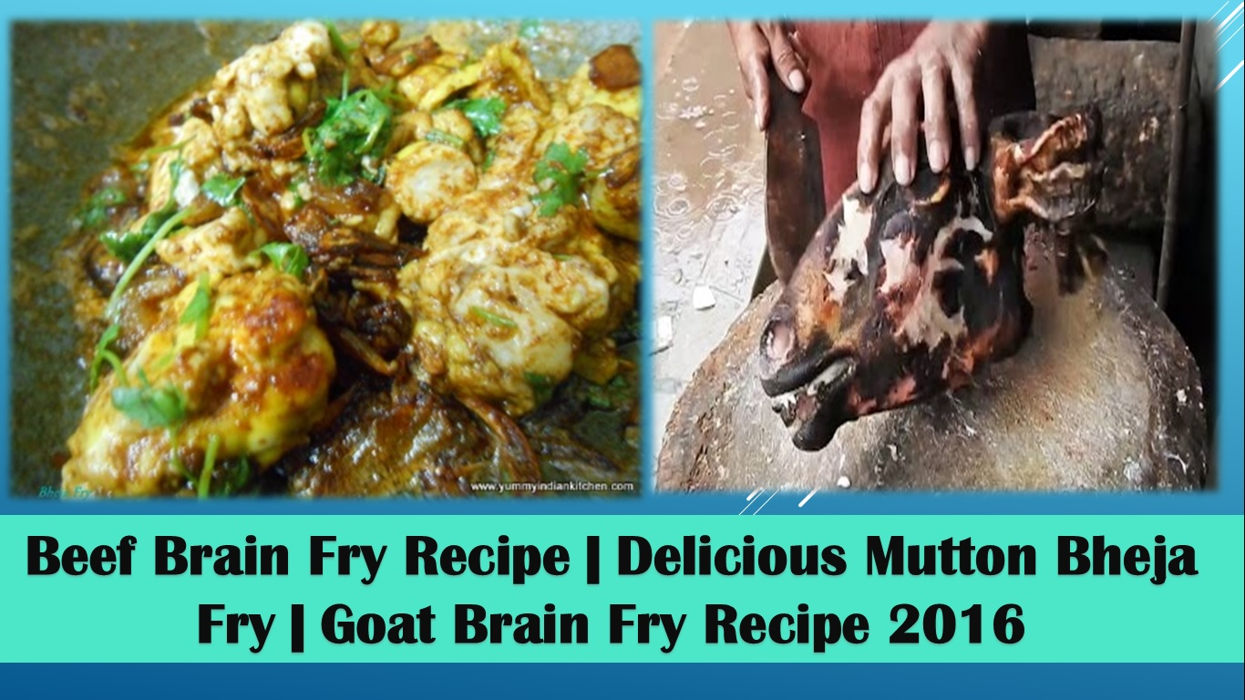 Lamb Brain Curry Recipe Fry For Beef How To Make