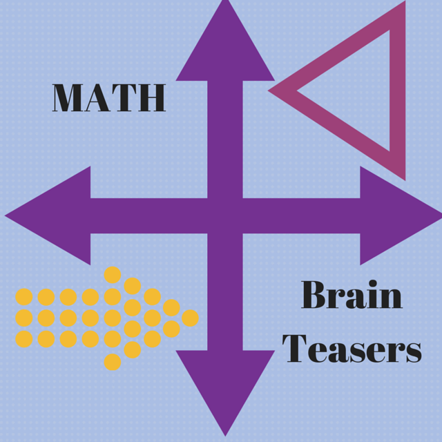 Brain Teasers with answers For Kids and Teens to Challenge your Brain ...