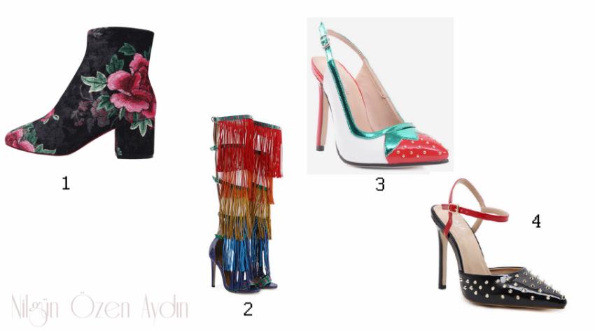 sıradışı tasarım ayakkabılar-trendy shoes