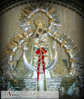 Actual Virgen de la Cabeza