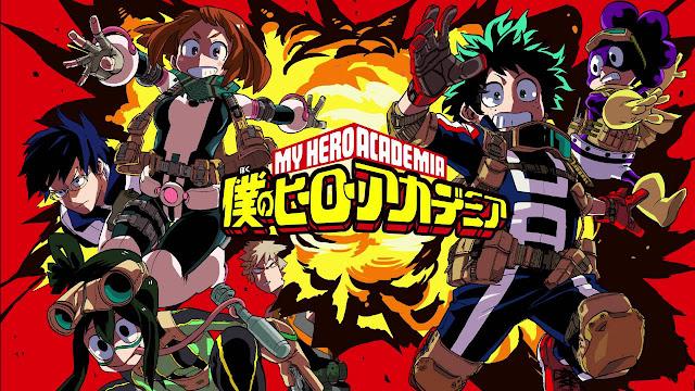 Boku no Hero Academia Episode 1 – 13 (End) Subtitle Indonesia