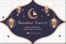 Banner Ramadhan Elegan Format AI, CDR, EPS Free Download