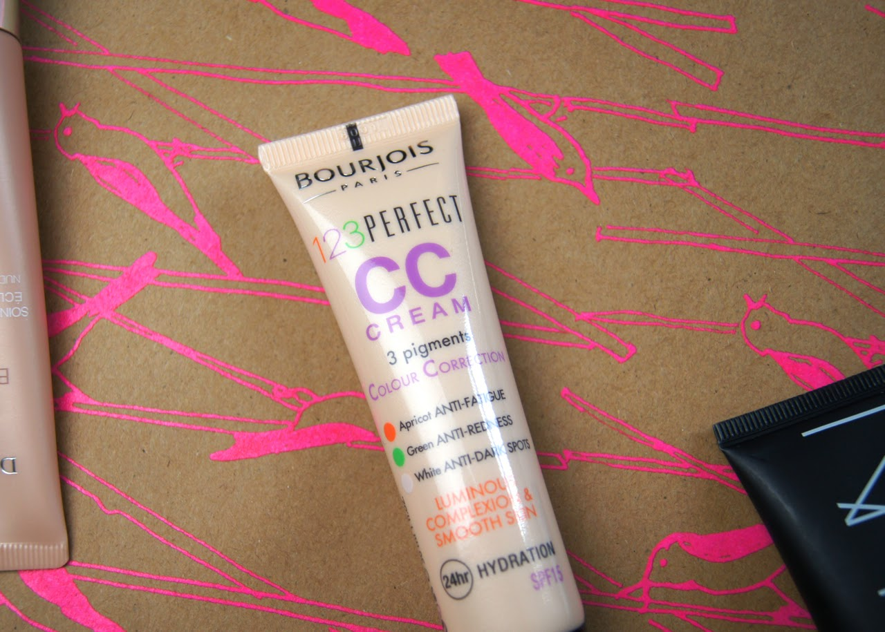 bourjois 123 perfect cc cream review