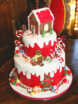 Christmas 2016 Cake Recipes with Pictures Pinterest