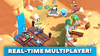 Crash of Cars Mod Apk