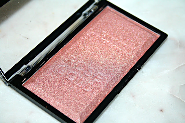Revolution Rose Gold Ingot Highlighter