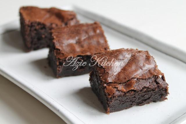 Brownies Yang Walla Sedap Nyer