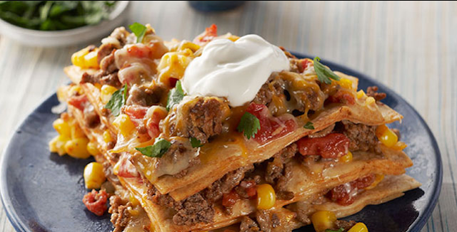 Easy Baked Taco Pie