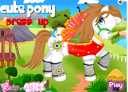 juegos my little pony cute dress up