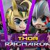 Veja os Cosbaby bobblehead´s collectible series de Thor: Ragnarok