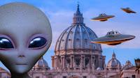 vaticano e alieni