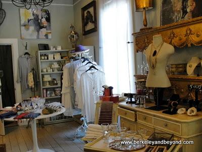 La Brocante shop in Sonoma, California