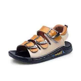 Contoh Sepatu Sandal Anak Laki-Laki Model Terbaru