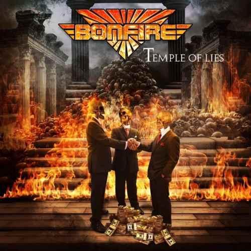 "BONFIRE: Ακούστε το ""Temple Of Lies"" απο το ομότιτλο νέο album"
