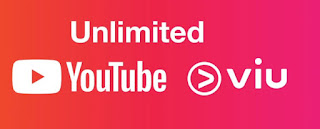 Cara Daftar AON Unlimited Youtube dan VIU