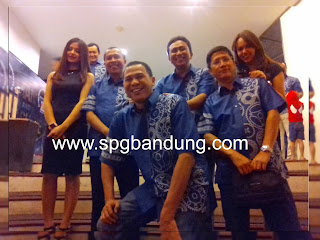 agency spg event bandung, agency MC bandung, agency Usher Bandung