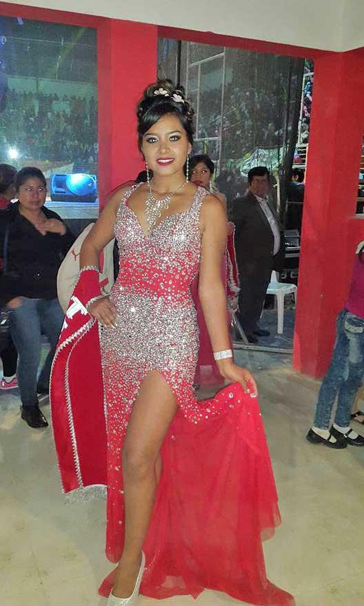 Mariela Fernández es la Reina del Carnaval de Villazón 2017