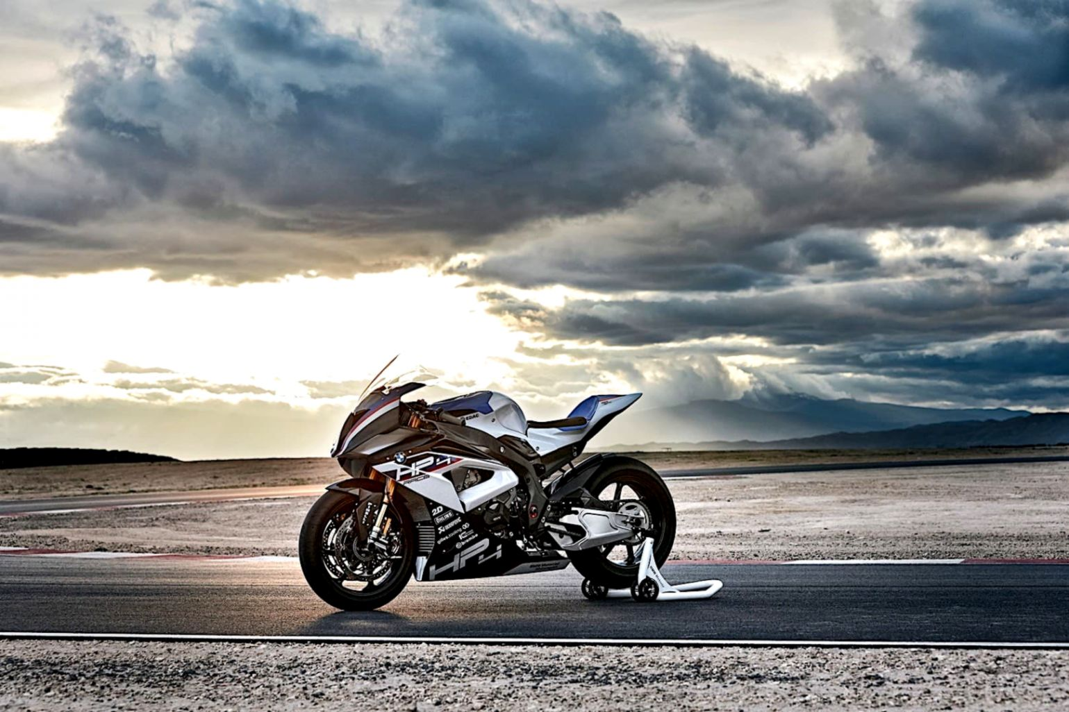 Motorcycle Bmw Hp4 Hd Wallpaper Wallpapers Screen