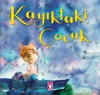 Kayıktaki Çocuk - Maya Mizuno, Vonne Hemels, Golden Sweet (Illustrator)