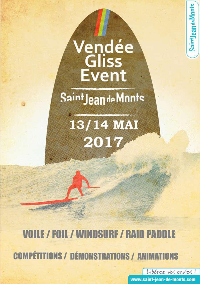 Saint Jean de Monts Vendée Gliss Event