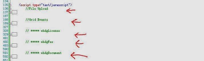 Webdatagrid add row javascript