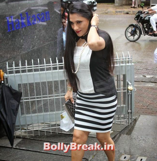 Aarti Surendranath, Bollywood Page 3 Girls Pics from Rubal Nagi Birthday Brunch