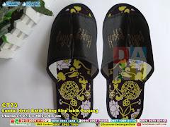 Sandal Hotel Batik Oiling Slop Lebih Panjang