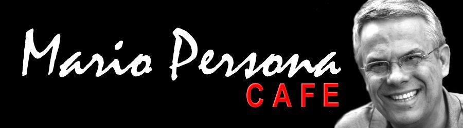 Mario Persona CAFE - Cronicas de um palestrante