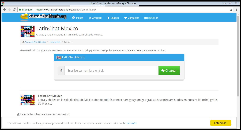 Latinchat mexico
